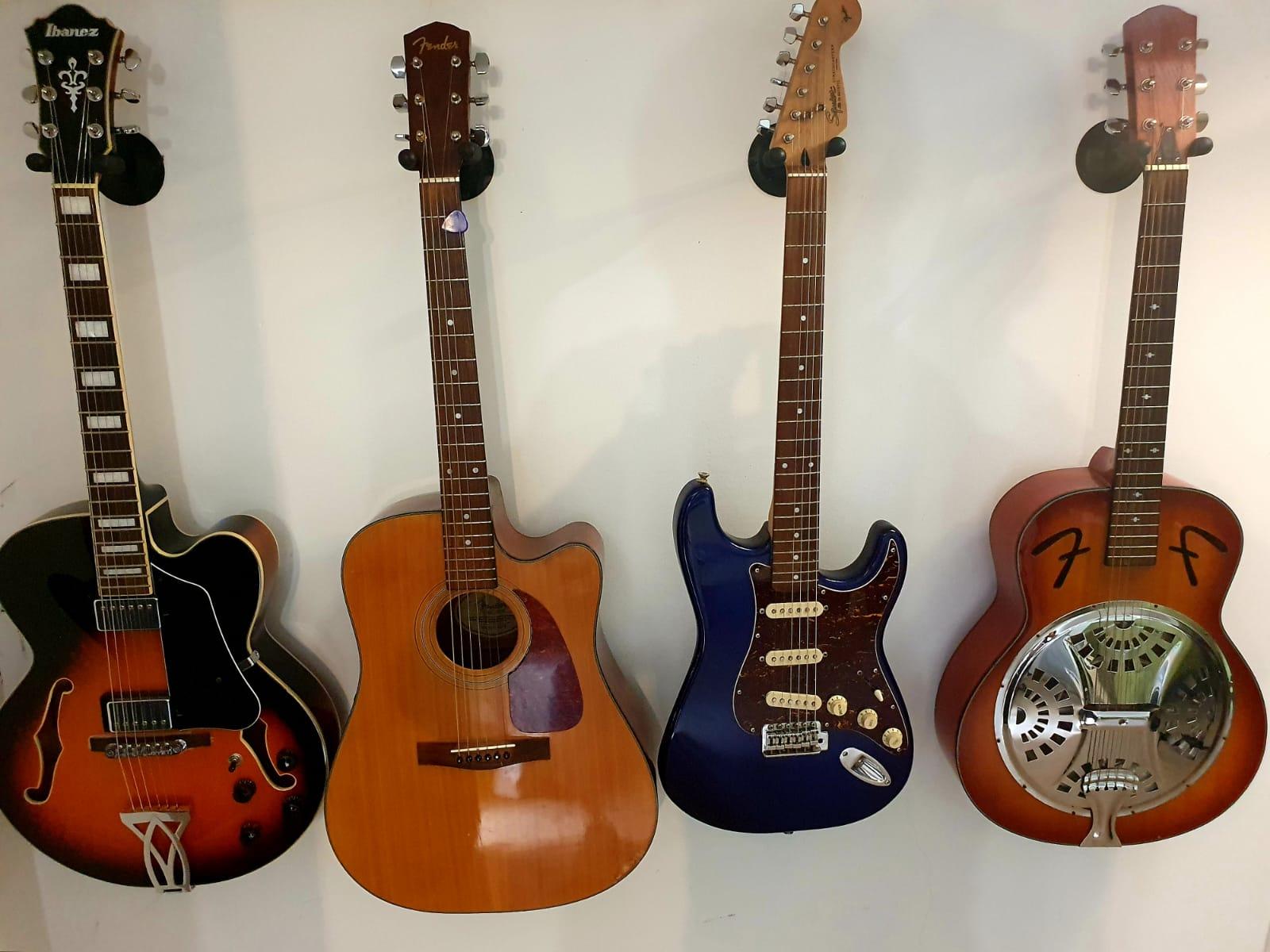 Kako kupiti gitaru