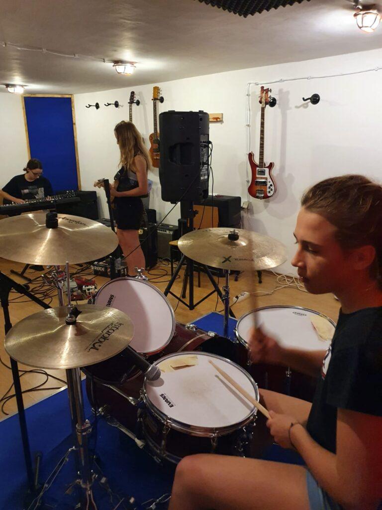 Škola bubnjeva 1