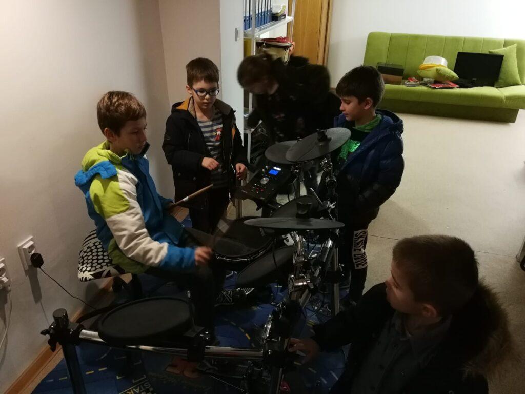 Škola bubnjeva 8
