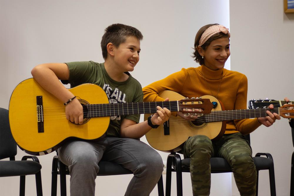El Musicante upisi